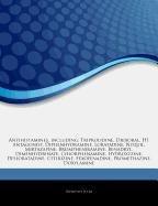 articles-on-antihistamines-including-triprolidine-drixoral-h1-antagonist-diphenhydramine-loratadine-