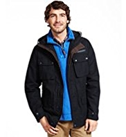 North Coast Pure Cotton 4 Pockets Jacket