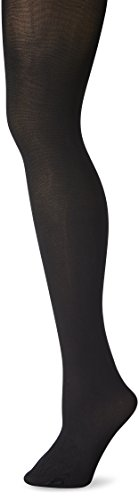 Just My Size Women's Silky Tights Panty Hose, Black, 4X (Womens Extra Large Tights compare prices)