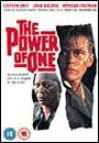 The Power of One [DVD] Official UK Region 2 release - John G. Avildsen