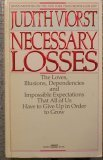 Necessary Losses (A Fawcett Gold Medal Book) (0449132064) by Viorst, Judith