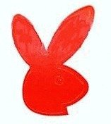 Body Stickers Bunny 100 CT - 1