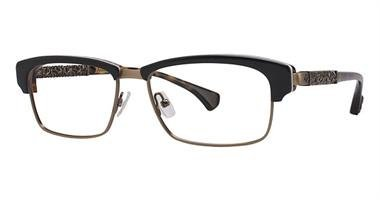 Affliction THORN Designer Eyeglasses - Tortoise/Gold