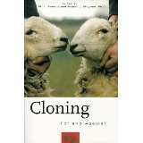 img - for Cloning (For and Against, Vol. 3)|NULL [PAPERBACK] [1999] [By Arthur J. Milgram(Editor)] book / textbook / text book