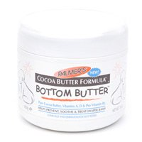 Palmers Cocoa Butter Formula Bottom Butter 16 oz Jar. [Health and Beauty]