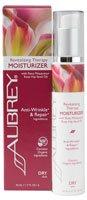 Aubrey Revitalizing Therapy Moisturizer Anti-Wrinkle & Repair Dry 1.7 Fl Oz