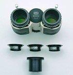 """Baader Planetarium Maxbright Binocular Viewer W/ 1.7X Glasspath And 1.25"""" Nosepiece Bino-12"""