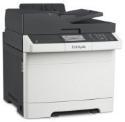 Lexmark CX410e Color All-In One Laser Printer with Scan, Copy, Network Ready and Professional Features