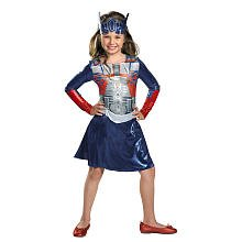 Transformers 3 Dark of the Moon Movie - Optimus Girl Costume
