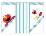 Elmo Baby Hooded Towel Gift Set - 1