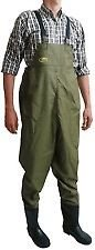 CHEST WADERS COURSE/SEA/FLY/BOAT/CARP FISHING SIZE 12