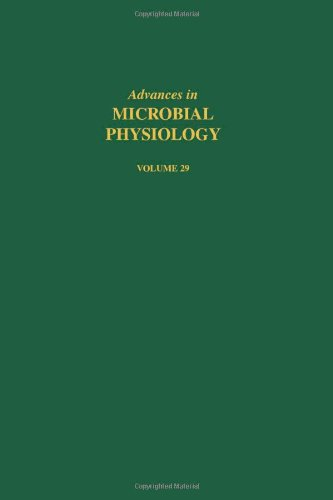 ADV IN MICROBIAL PHYSIOLOGY VOL 29 APL, Volume 29 (Advances in Microbial Physiology)