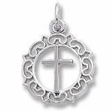 Rembrandt Charms Cross Charm