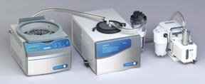 Evaporator Labconco CentriVap Concentration Systems;Benchtop Concentrator w/Glass Lid; 115V 50/60Hz, 3.1A by Labconco