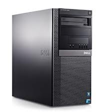 Dell Optiplex 960 Tower, Windows 7 Professional, Fast and Powerful 2.33GHz Core2 Duo Processor, 4GB DDR3 High Performance Memory, Large 1000GB (1 Terabyte) SATA Hard Drive, DVDRW/CDRW, Display Port Video Onboard, ESATA