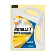 Warren Distribution Shell Rotella T Triple Protection 15W40 Motor Oil, 1 Gallon -- 3 per case. (Motor Oil Shell 15w40 compare prices)