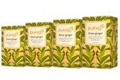 Pukka Three Ginger Tea 4 x 20 sachets