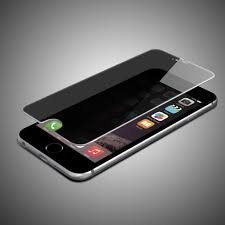 High Quality Anti Spy Privacy Screen Guard Tempered Glass for iPhone 6/6s Plus +