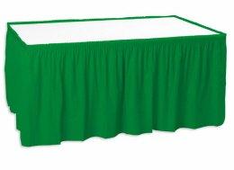 Table Skirt Green