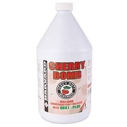 Harvard Chemical - Cherry Bomb Fragrance Deodorizer - Malodor Counteractant with Quat Plus - 1 Gallon