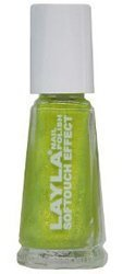discount duty free Layla Softouch Nail Polish, Limoncello, 1.9 Ounce by Layla