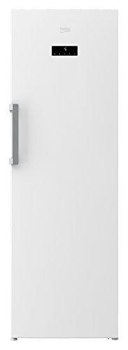 Beko RFNE312E33W Upright Freestanding Blanc A++ 275L congélateur - congélateurs (Droit, Autonome, Blanc, Droite, A++)
