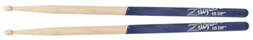 Zildjian 5Bwp 5B Wood Purple Dip Drumsticks