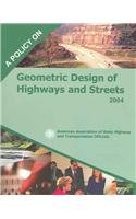 Policy on Geometric Design of Highways and Streets 2004