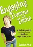 img - for Engaging Tweens & Teens by Philp, Raleigh T. [Paperback] book / textbook / text book