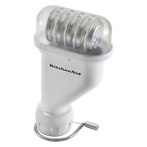 Brand New KitchenAid Stand Mixer Pasta Press Attachment.Package includes six (6) Big Discount