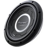 Pioneer TS-SW3001S4 1500W 12 inch Shallow Mount Subwoofer