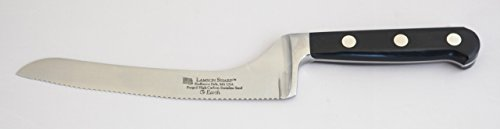 Offset Serrated Knife