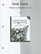 Intermediate Accounting -Study Guide Volume II (6th, 11) by Spiceland, J David - Sepe, James - Nelson, Mark [Paperback (2010)]