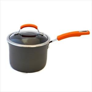 Rachael Ray II Hard-anodized Nonstick 3-quart Saucepan