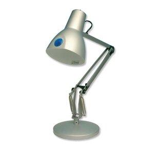 Helix Classic 60W Desk Light - Titanium