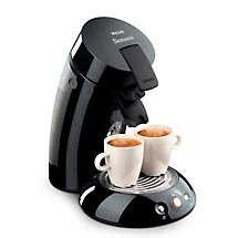 Senseo Black Single Serve Pod Coffeemaker, HD7810/65