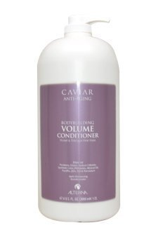 Alterna Caviar Anti Aging Bodybuilding Volume Conditioner for Unisex, 67.6 Ounce by Alterna