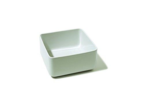 Alessi - FS04 3X3 - Insalatiera/zuppiera in ceramica stoneware.