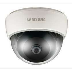 Samsung 1.3 Mp HD Network Day/Night Dome Camera (Ivory) SND-5011