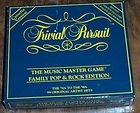 Trivial Pursuit: The Music Master Game (Family Pop & Rock Edition)