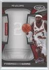 Mo Williams/99 #52/99 Cleveland Cavaliers (Basketball Card) 2009-10 Certified Fabric of the Game Jersey Number #108 Amazon.com