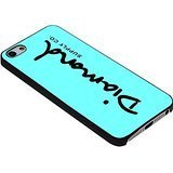 Diamond Supply Co Teal for Iphone Case (iphone 6 plus black) (Diamond Supply Co Cover compare prices)