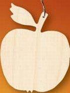 Kunsthandwerkstube Taulin Erzgebirge Apfel d = ca. 6 - 7 cm
