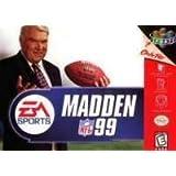 Madden 99 Football