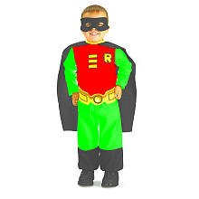 Batman The Brave and the Bold Robin Halloween Costume - Todd