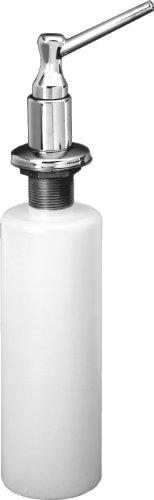 Powdercoat White Kitchen Bathroom Soap/Lotion Dispenser powdercoat white kitchen bathroom soap lotion dispenser