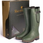 Sherwood Forest Neoprene Lined Wellingtons