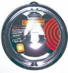"Range Kleen P120 Porcelain Drip Pan For ""B"" Series Electric Ranges, 8-Inch - Quantity 12"