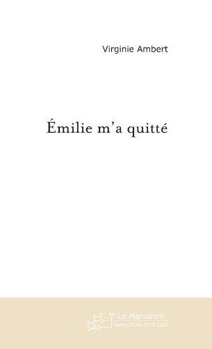 emilie-ma-quitte