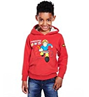 Fireman Sam™ Appliqué Fleece Top